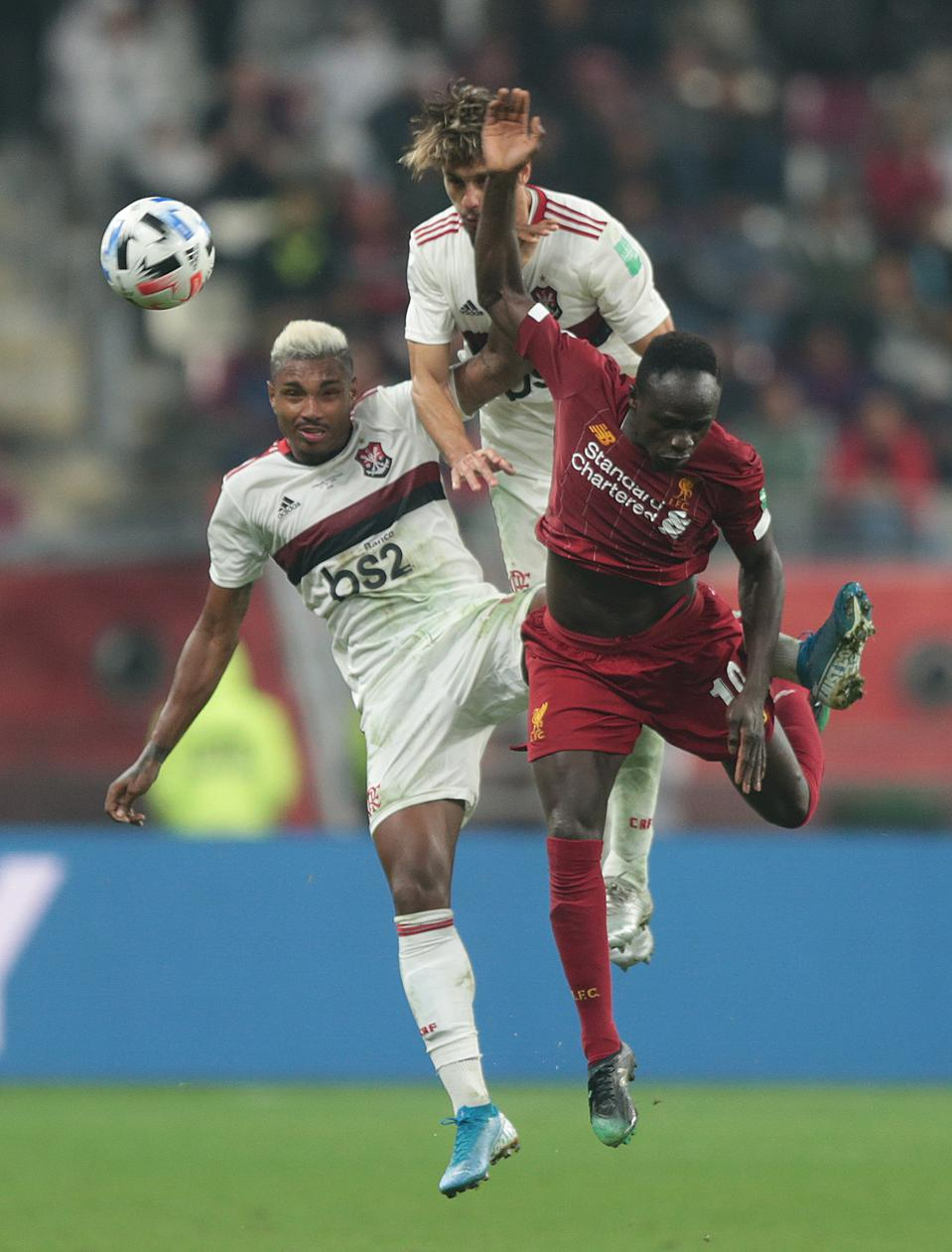Liverpool FC vs CR Flamengo - FIFA Club World Cup Qatar 2019