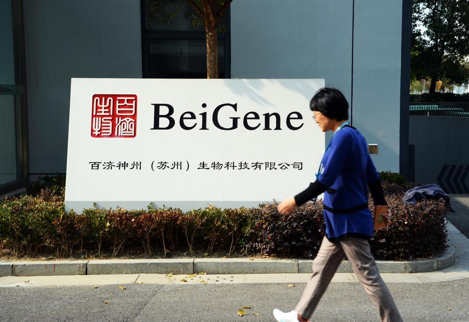 Biopharmaceutical Company BeiGene