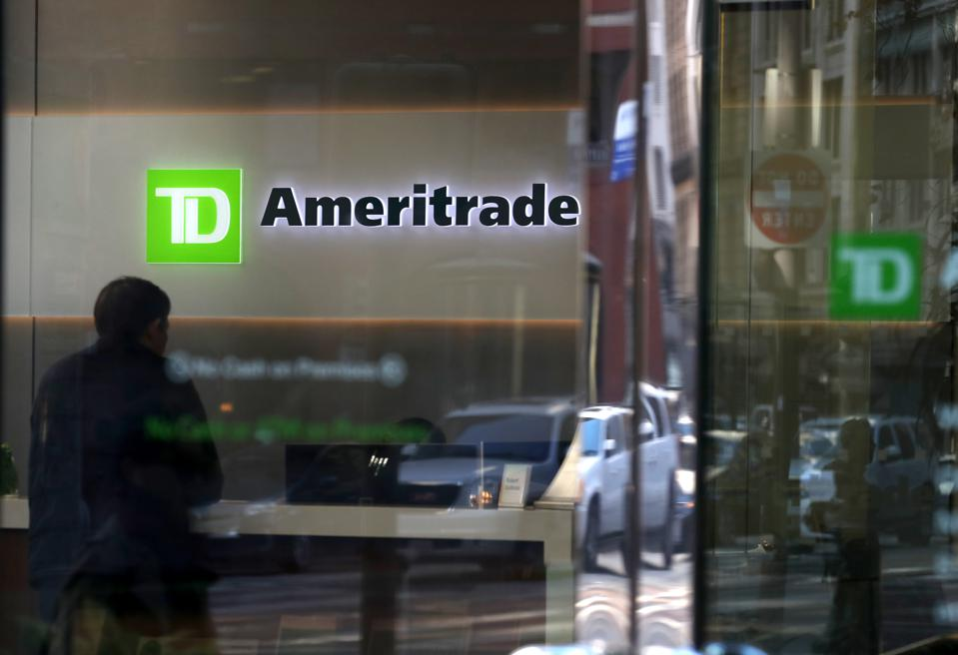 Charles Schwab To Purchase TD Ameritrade