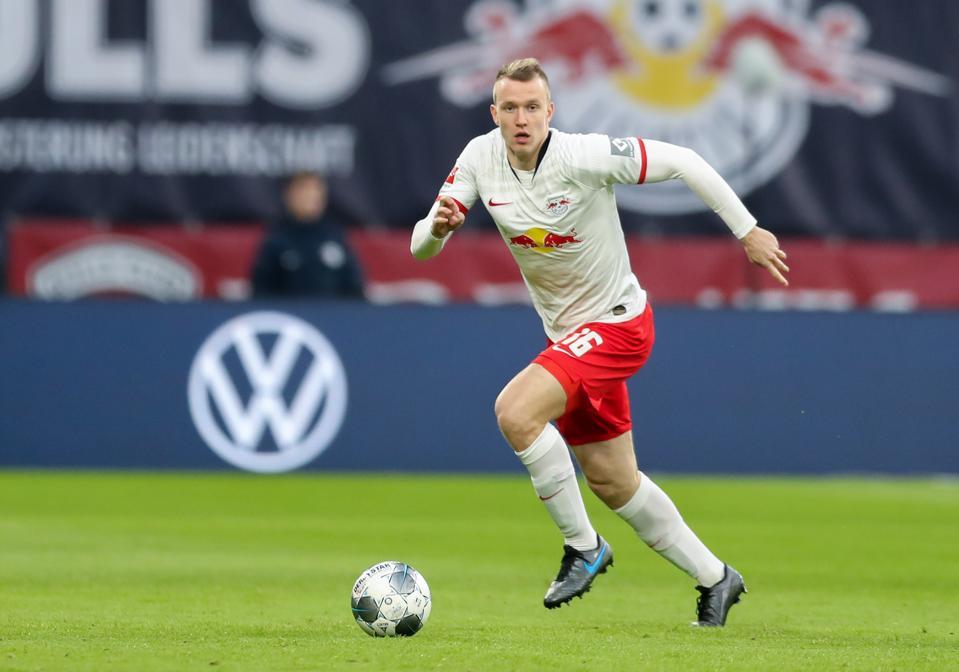 Lukas Klostermann to Barça ?