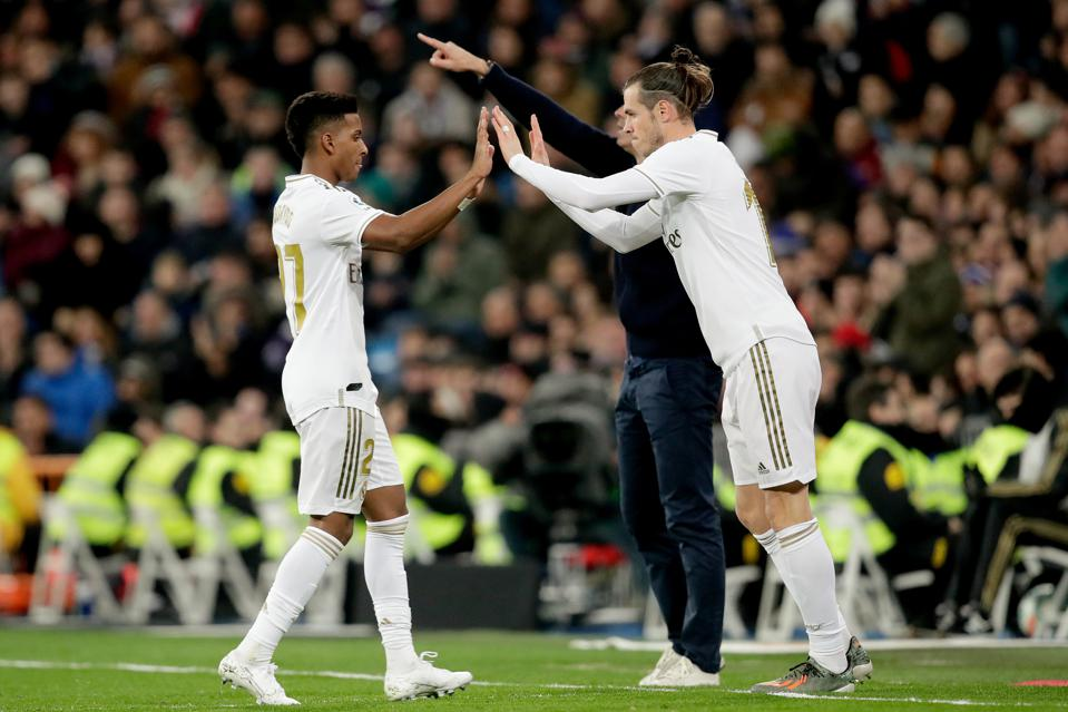 No Room For Bale, Jovic Or Rodrygo For Real Madrid's Visit To Levante