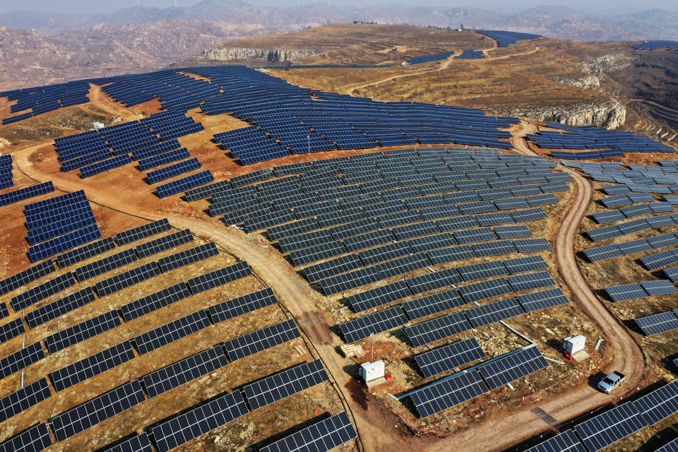 Photovoltaic Power Station In Zaozhuang