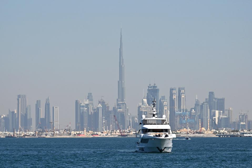 UAE-ARCHITECTURE-DUBAI