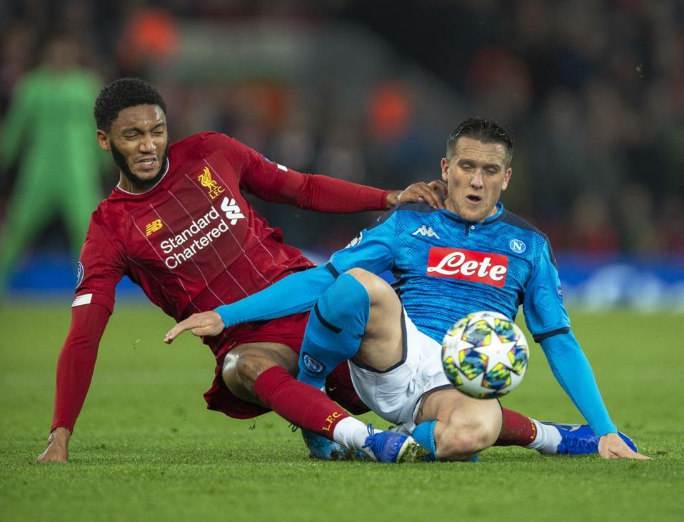 Liverpool FC v SSC Napoli: Group E - UEFA Champions League