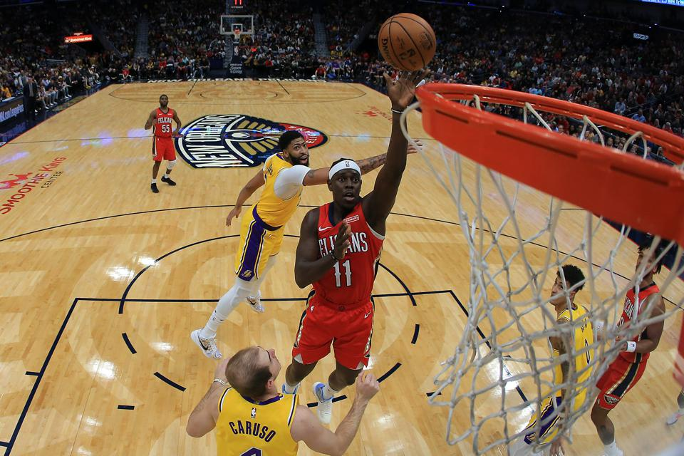 New Orleans Pelicans Revisit Past In Losses To Anthony Davis