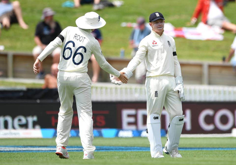 New Zealand v England - Second Test: Day 1