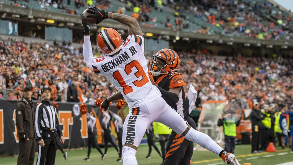 Cleveland Browns v Cincinnati Bengals