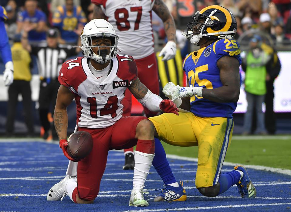 Arizona Cardinals v Los Angeles Rams