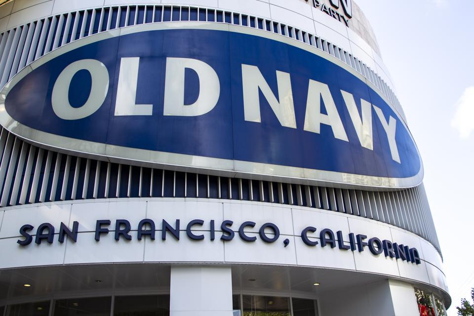 Gap Is Back To A 'Show-Me Story' After It Cancels The Old Navy Spin-Off