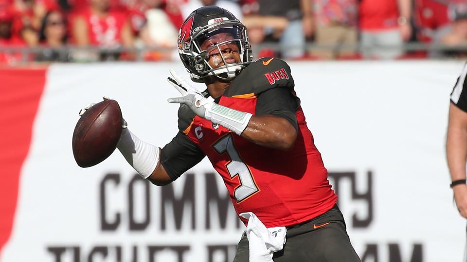 NFL: DEC 22 Falcons at Buccaneers