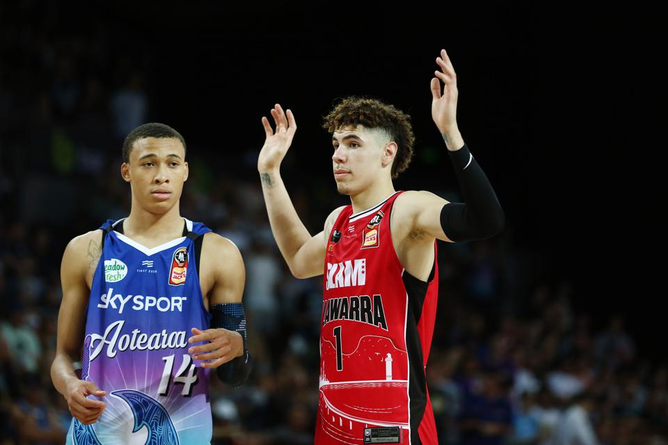 Updated 2020 NBA Mock Draft: Anthony Edwards, James Wiseman and LaMelo Ball Rise To The Top Of The Class