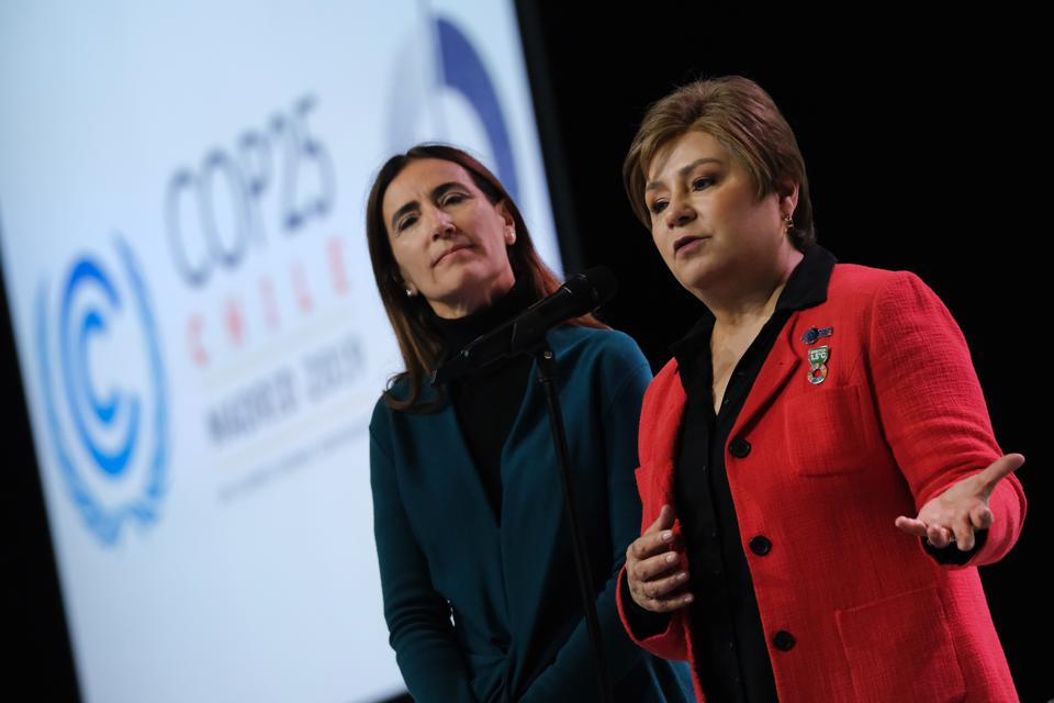 Madrid Prepares For UNFCCC COP25 Climate Conference