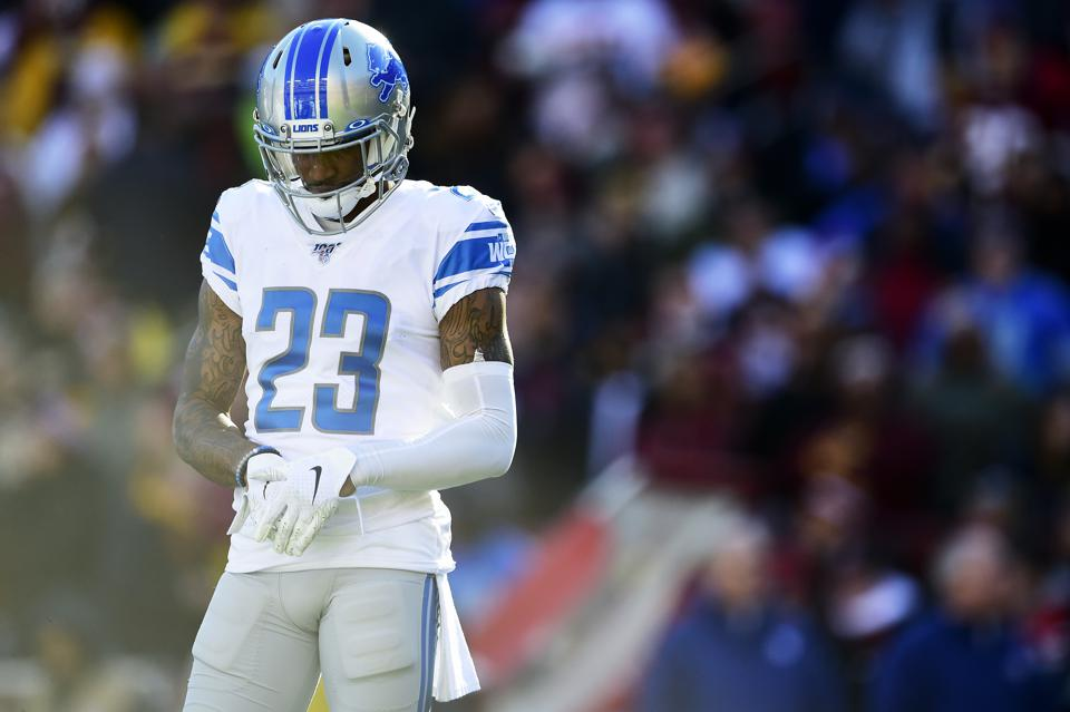 NFL Rumors: Can 49ers Afford To Trade For Lions All-Pro Darius Slay?