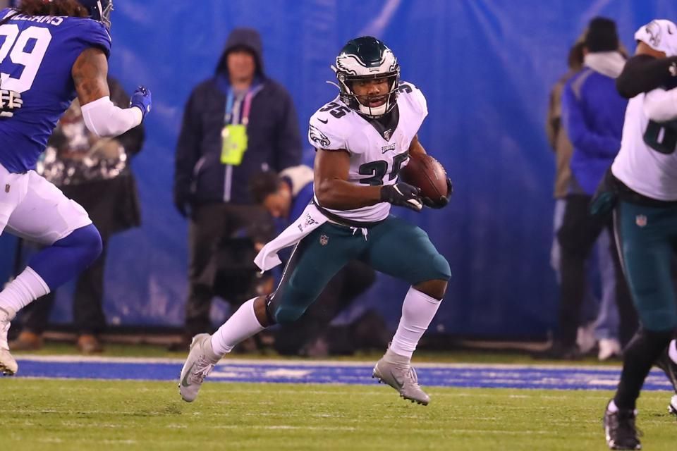 After Saving Season, Practice-Squad-Inspired Eagles Are Ready For Seahawks In Playoffs