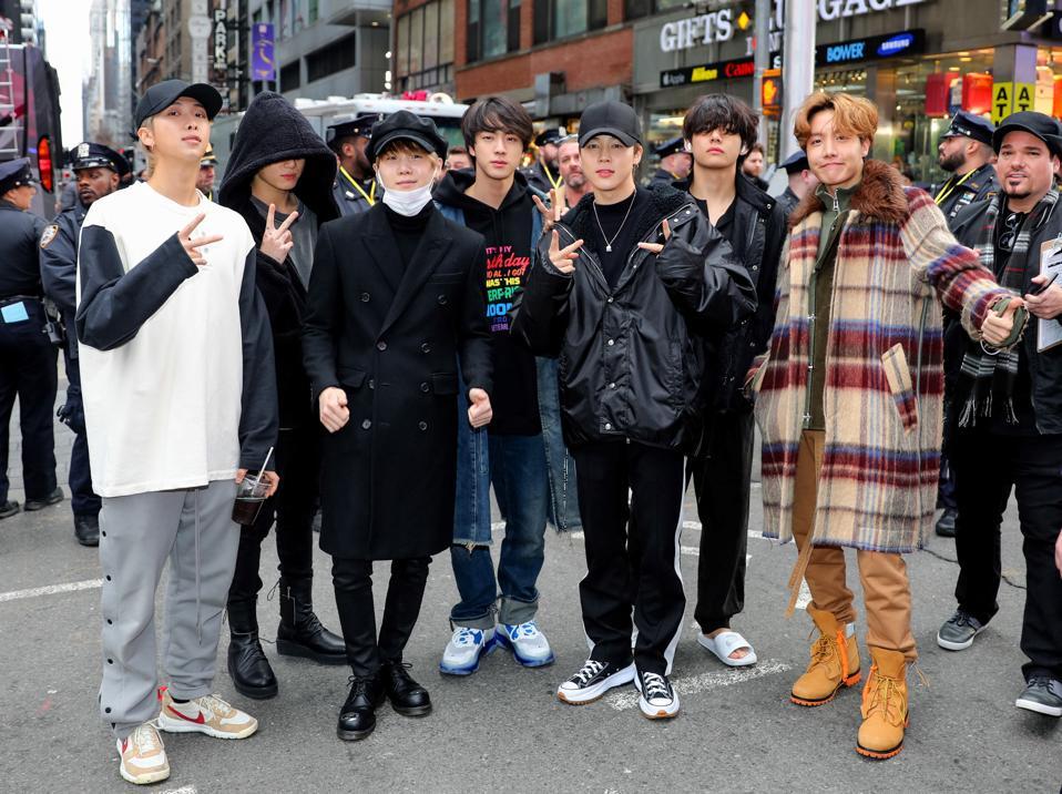 Celebrity Sightings In New York - December 31, 2019