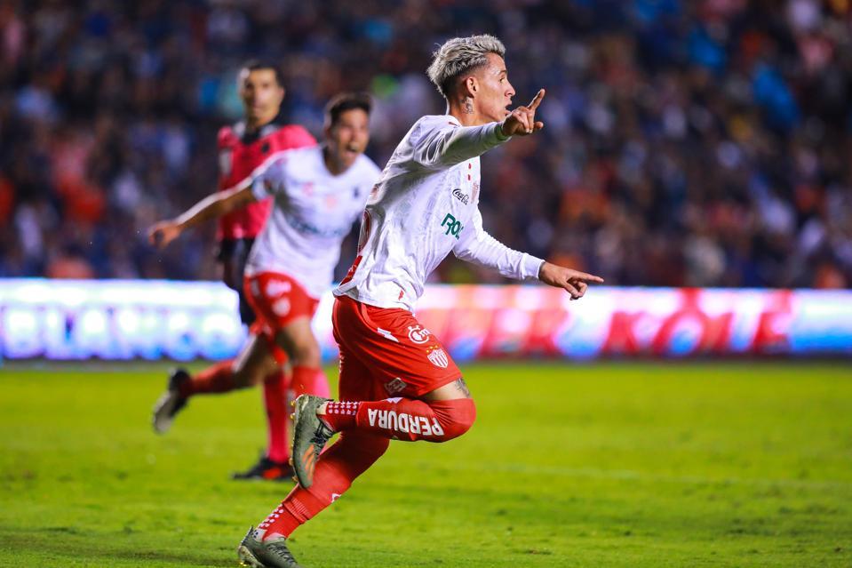 Queretaro v Necaxa - Playoffs Torneo Apertura 2019 Liga MX