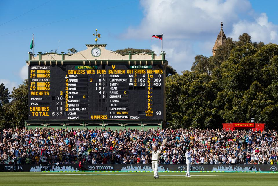 Australia v Pakistan - 2nd Test: Day 2