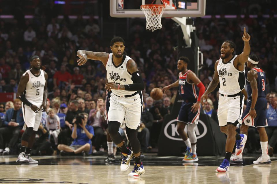 Kawhi Leonard And Paul George Have Never Practiced Together, But Clippers Are Winning: 'We Can Be Really Special'