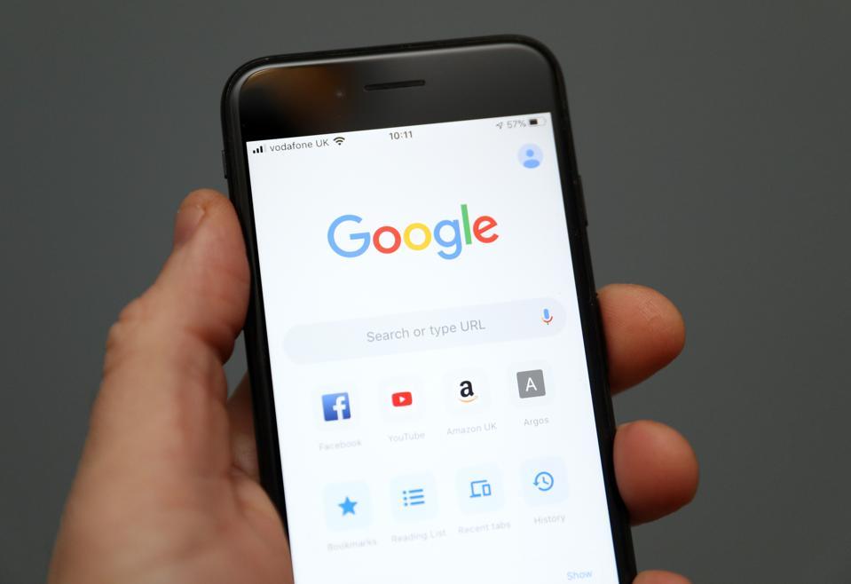 Phone app stock