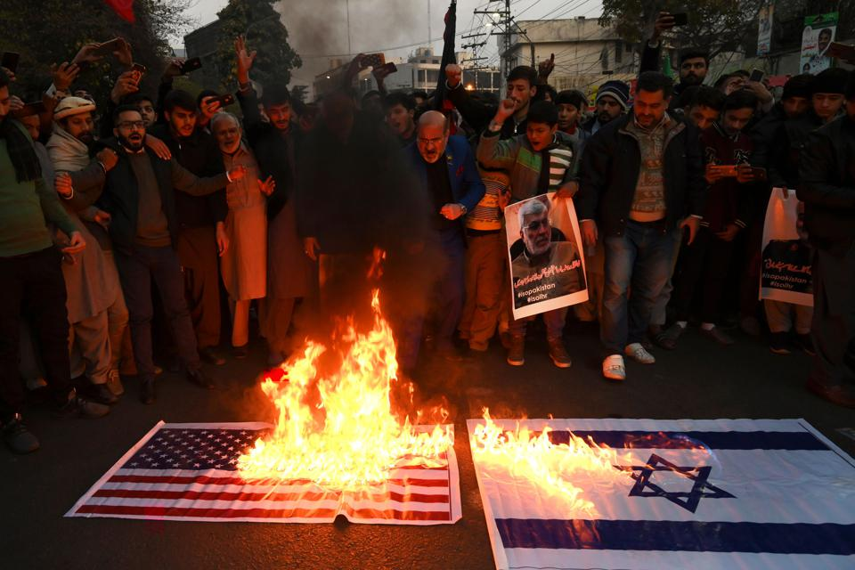PAKISTAN-US-IRAN-POLITICS-UNREST