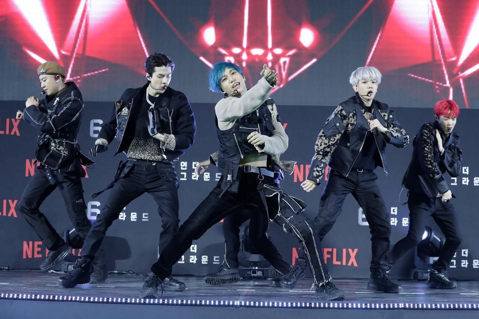 '6 Underground' World Premiere In Seoul