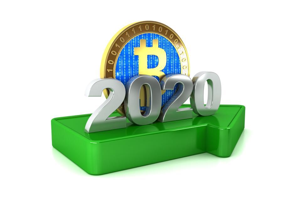 Bitcoin growth in 2020