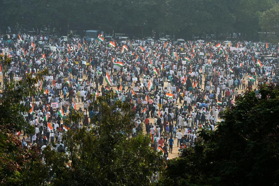 INDIA-POLITICS-RIGHTS-PROTEST-CAA-Citizenship