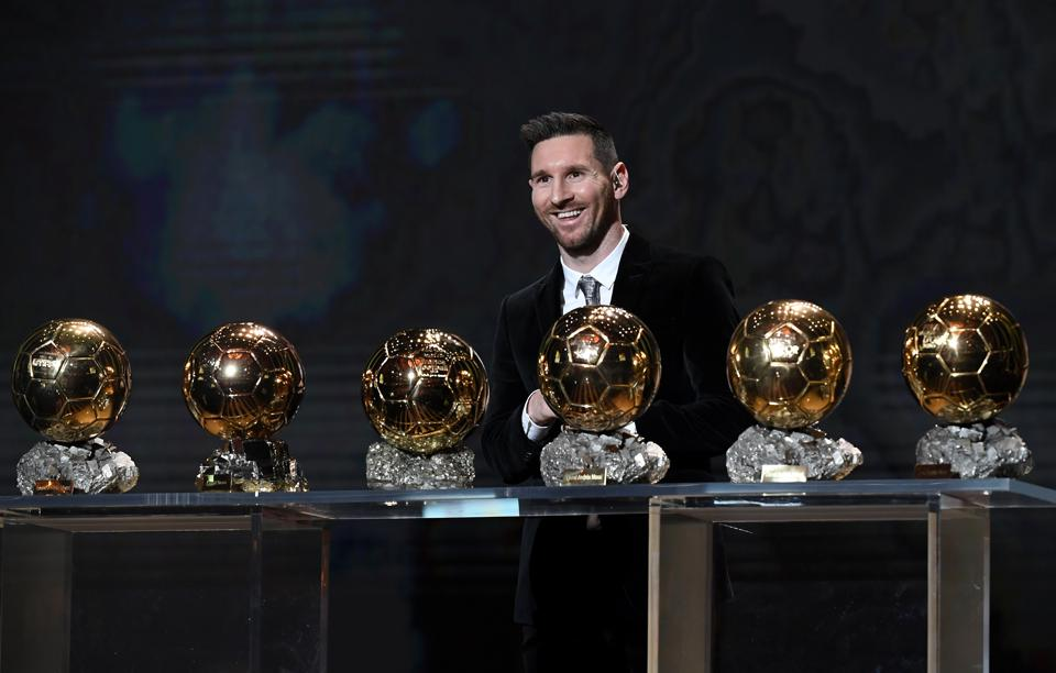 'Only Messi Is Better Than Messi': How The Spanish Press Reacted To Barcelona's Star Ballon d'Or