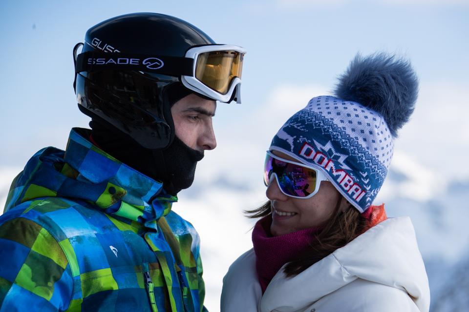 Dombai ski resort
