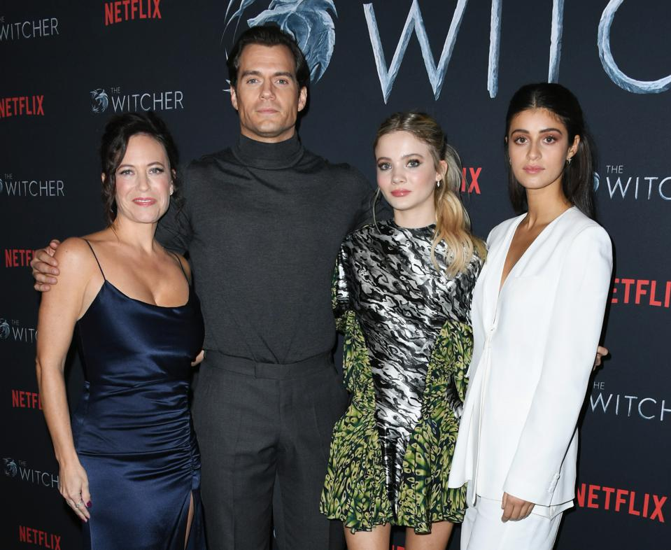 Photocall For Netflix's ″The Witcher″ Season 1