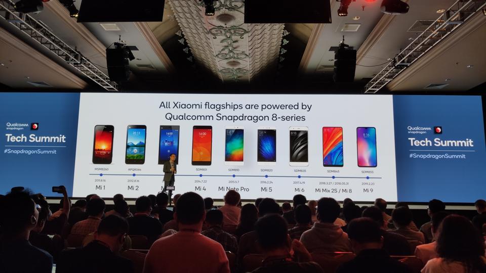 2019 Qualcomm Snapdragon Tech Summit
