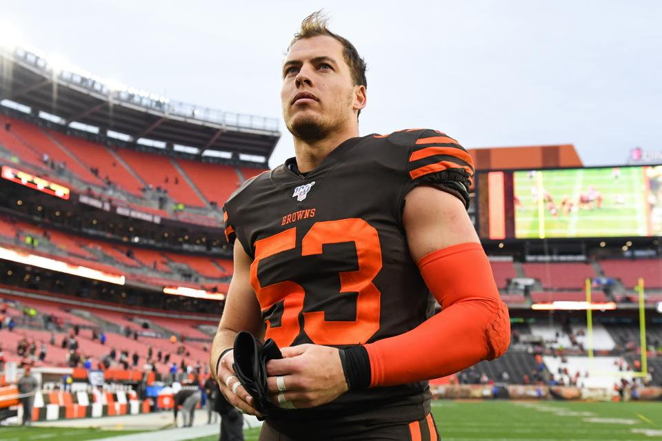 What Is Joe Schobert Worth To The Cleveland Browns?