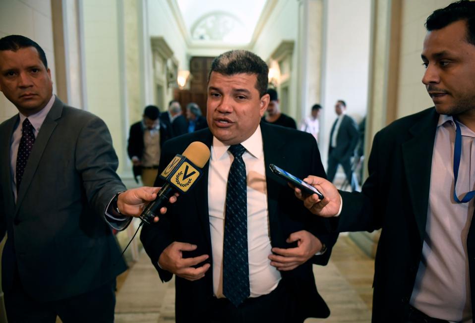 VENEZUELA-CRISIS-NATIONAL-ASSEMBLY-PARRA