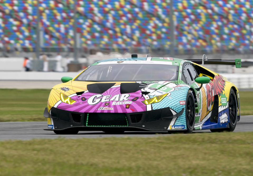 Katherine Legge And All-Female GEAR Racing Lamborghini Are Ones To Watch At Rolex 24 At Daytona