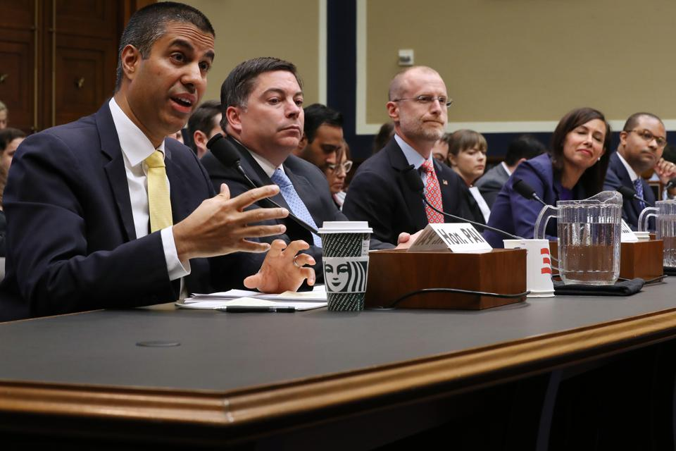 FCC Officials Testify Before House Energy And Commerce Committee