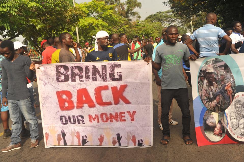 Corrupt Elites Siphen Aid Money Intended For World's Poorest
