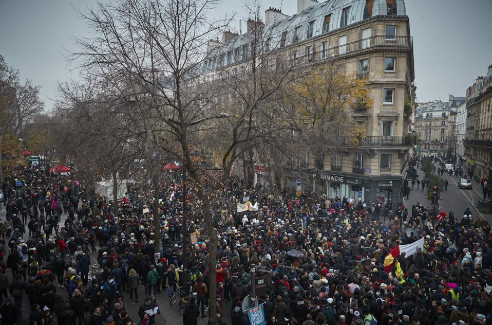 Taking Stock Of The Standstill; The Fallout From France's Nationwide Strikes On December 5th