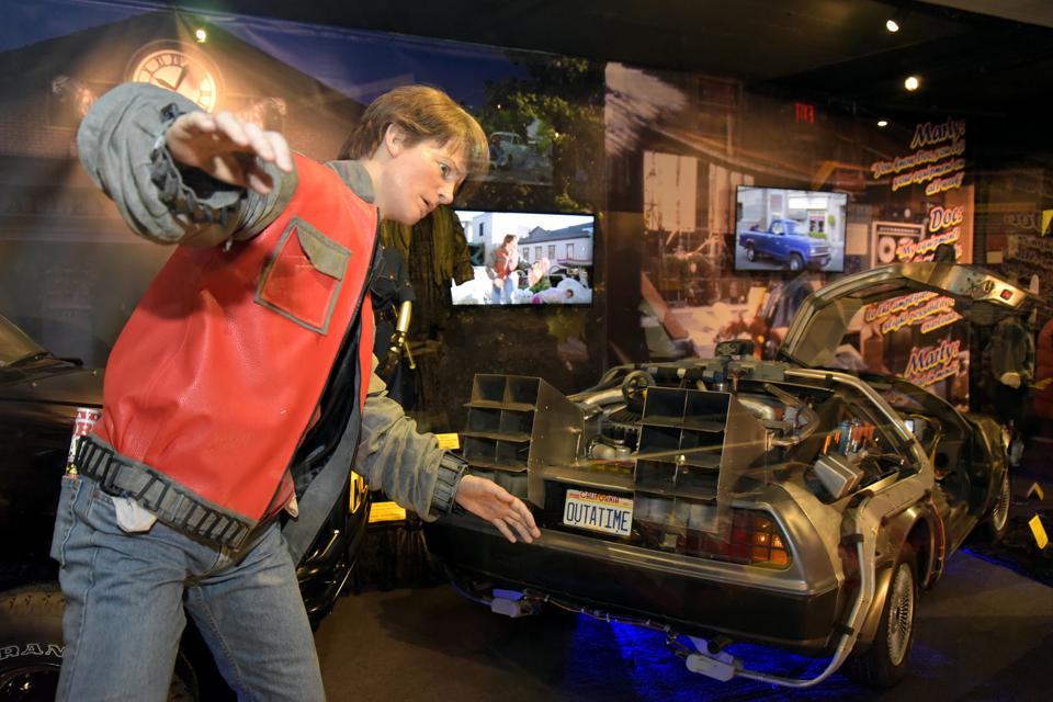 Hollywood Museum's ″Back To The Future″ Trilogy: The Exhibit