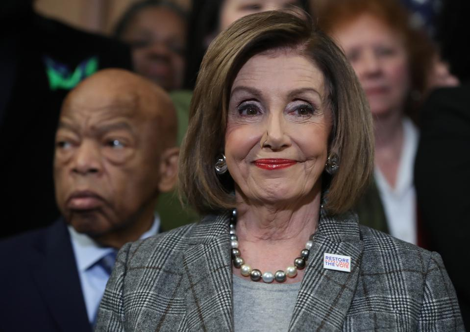 Nancy Pelosi Is Now Biggest Risk To Mexico Stock Market, Economy