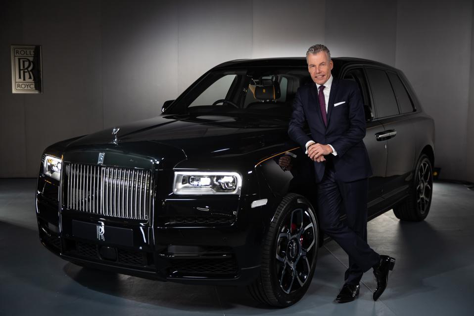 Rolls Royce financials