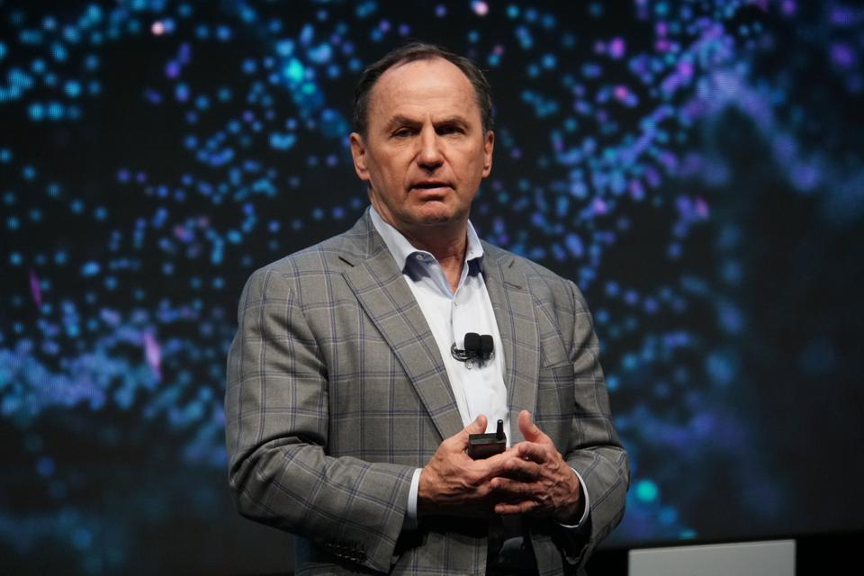 New Intel CEO Bob Swan's Next-Decade Vision: 'Enriching The Lives Of Every Person On Earth'