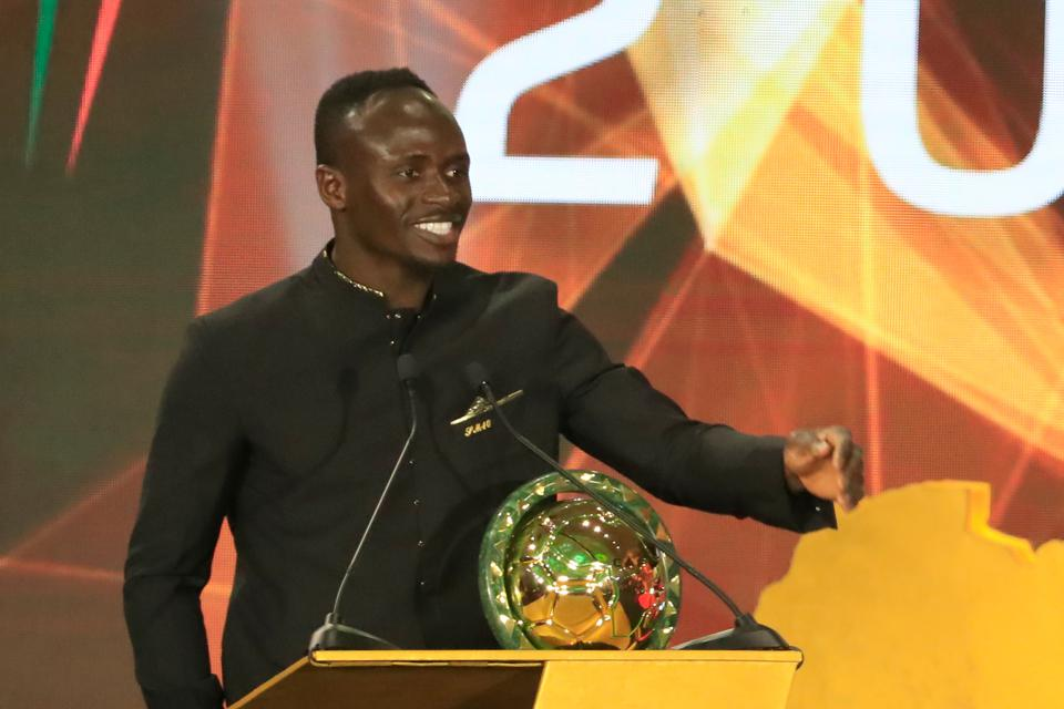 Liverpool's Sadio Mane Named 2019 African Player Of The Year