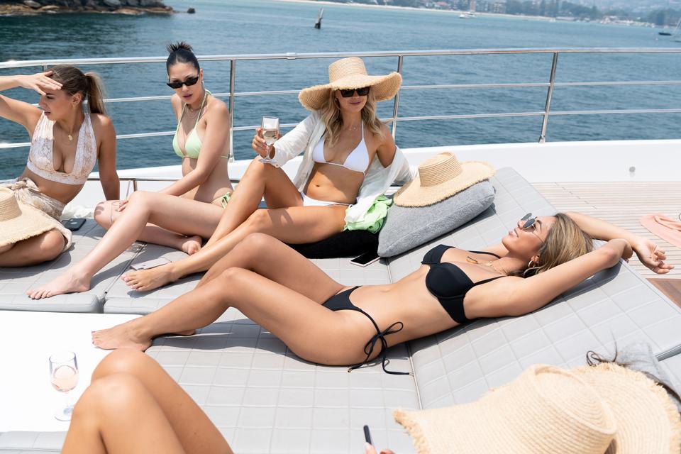 Monday Swimwear Yacht Day