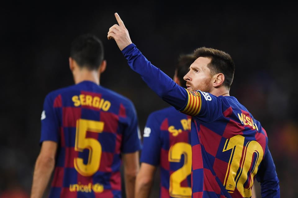 Messi Hat Trick Celebrates Ballon d'Or: What We Learned From FC Barcelona Versus Mallorca
