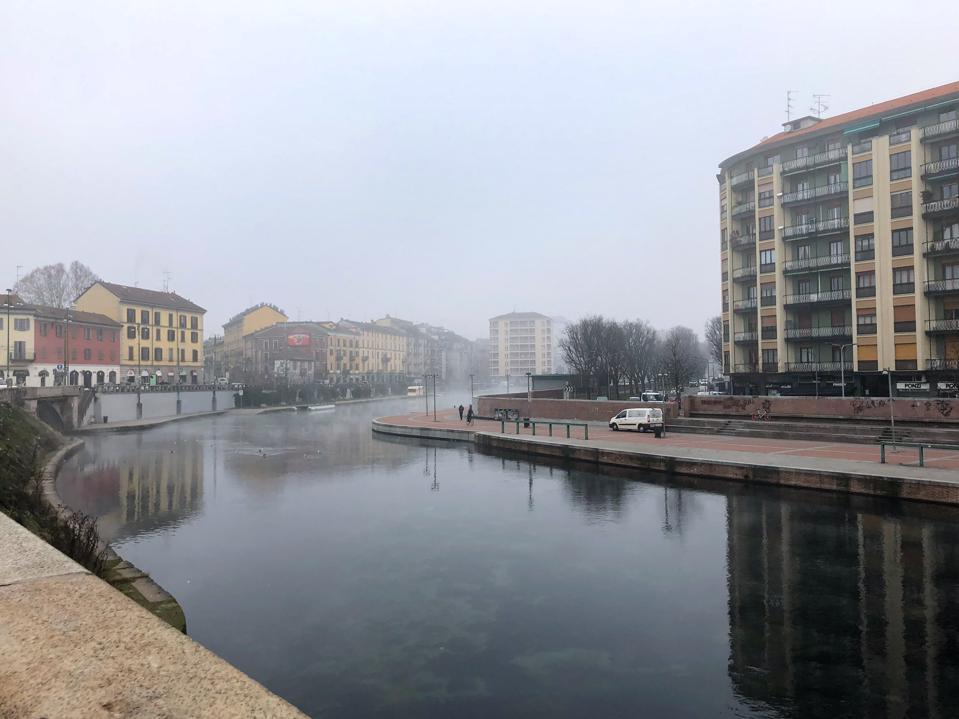 Daily Life In Milan