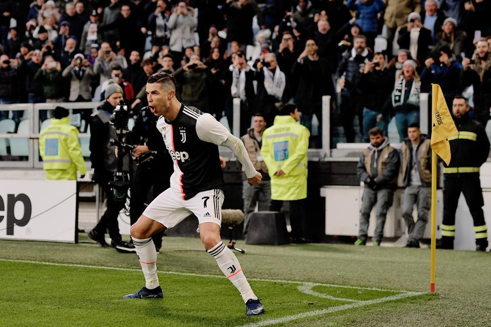 Juventus v Cagliari Calcio - Italian Serie A