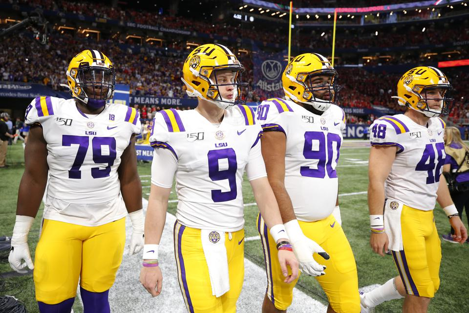 LSU Football partnered with Perch, a startup bringing machine learning to strength and conditioning after the companies co-founders cold emailed the SEC powerhouse program less than a year ago.