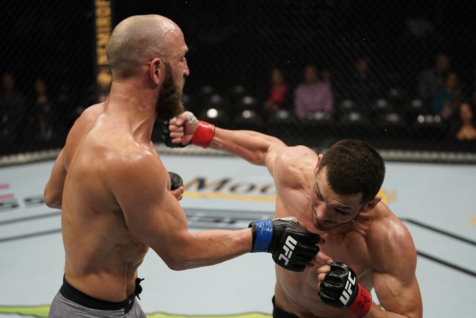 UFC Fight Night: Muradov v Smith