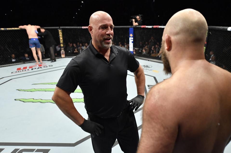 UFC Fight Night: Struve v Rothwell