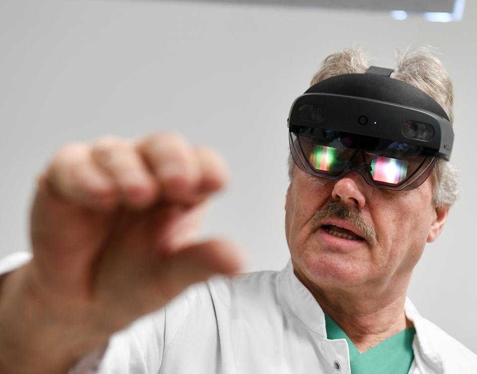 New 3D technology in cardiology